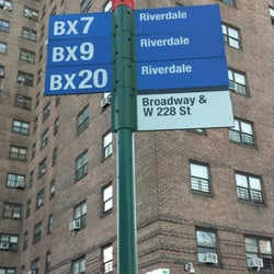 Bx7 Bus - Public Transportation - Washington Heights, North ...