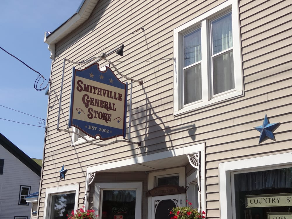 Smithville General Store: 5253 State Highway 41, Greene, NY