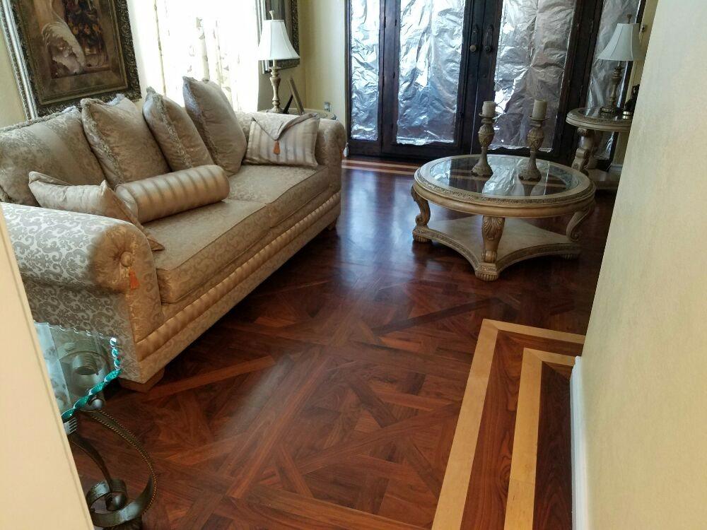 Photo Of Father Son Flooring Pico Rivera Ca United States Maple