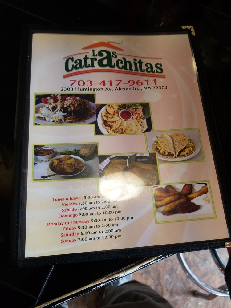 Las Catrachitas: 2303 Huntington Ave, Alexandria, VA