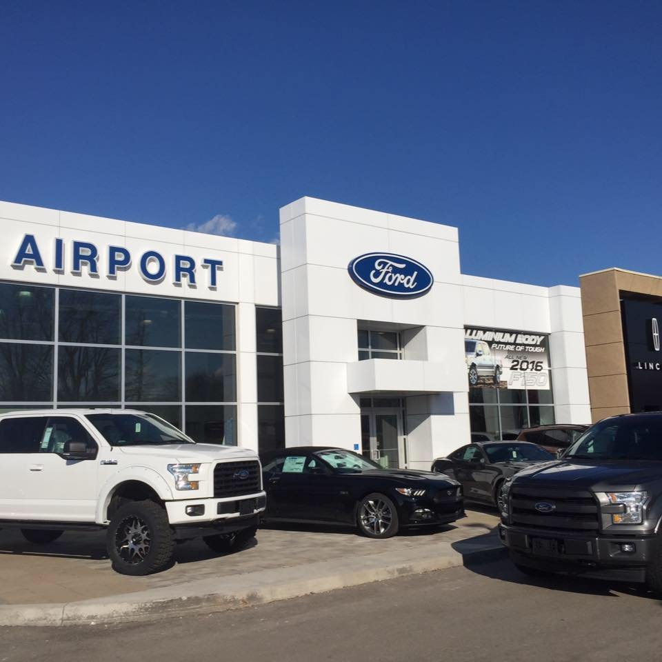 Dealers: Airport Ford Lincoln Sales