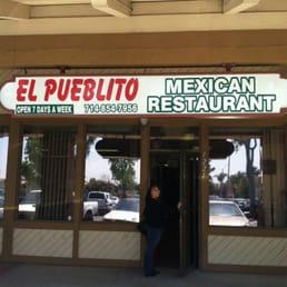 Photo Of El Pueblito Mexican Restaurant Placentia Ca United States Front