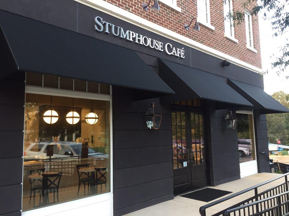 Stumphouse Cafe: 115 Market St, Clemson, SC