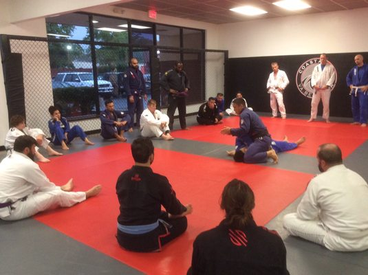 Coastal BJJ 1485 General Booth Blvd Virginia Beach, VA