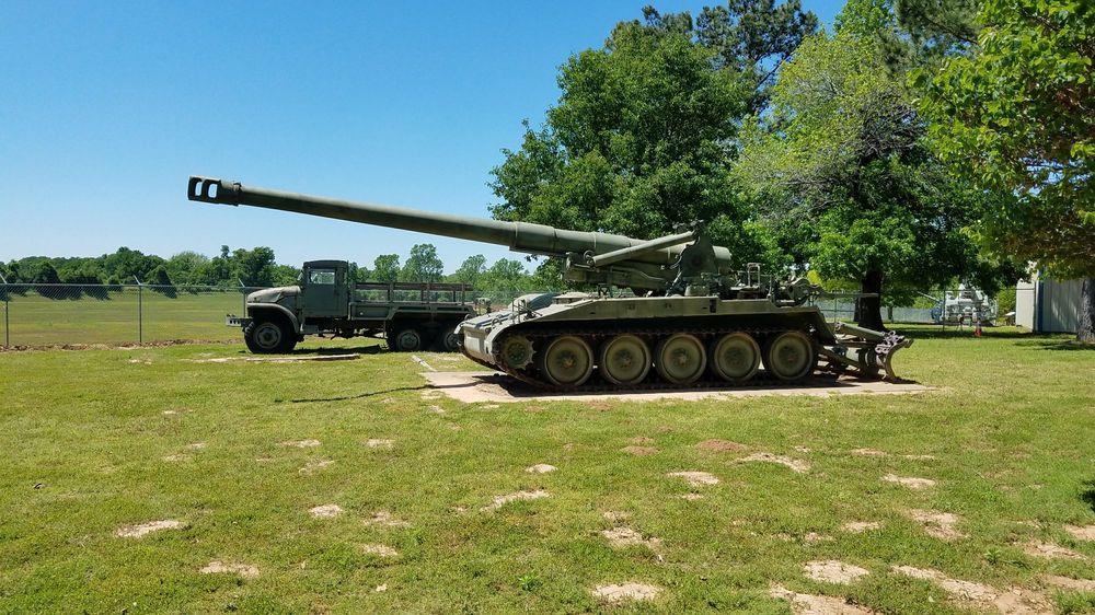 Muskogee War Memorial Park: 3500 Batfish Rd, Muskogee, OK