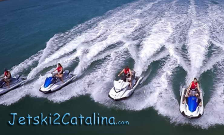 Jetski TO Catalina: 700 Queensway Dr, Long Beach, CA