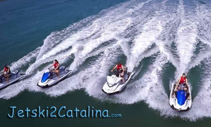 Jetski TO Catalina