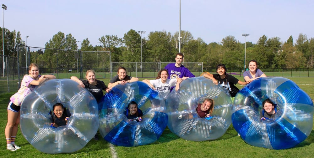 Seattle Bubble Soccer