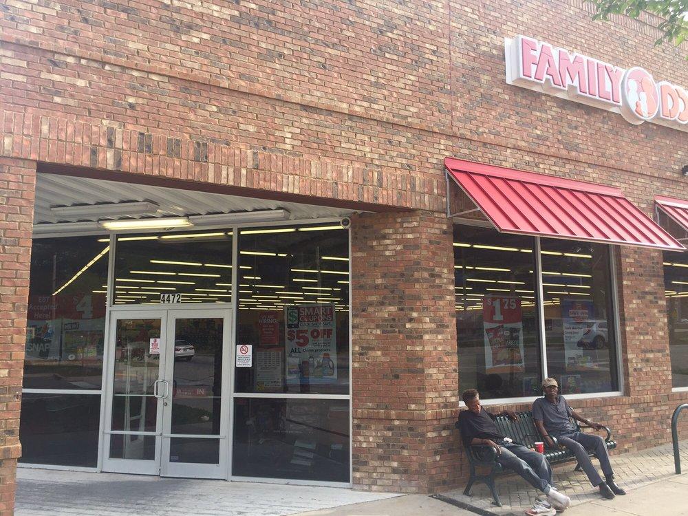 Family Dollar: 4472 Campbellton Rd SW, Atlanta, GA