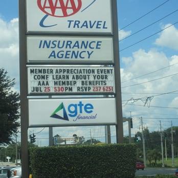 Photo Of Aaa Ocala Fl United States Signage