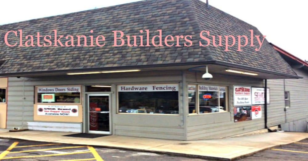 Clatskanie Builders Supply: 70 NW 4th St, Clatskanie, OR