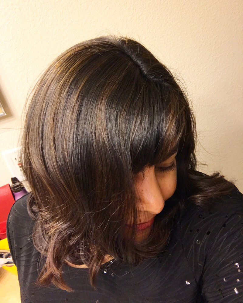 Great Haircut Highlights By Chris Yelp