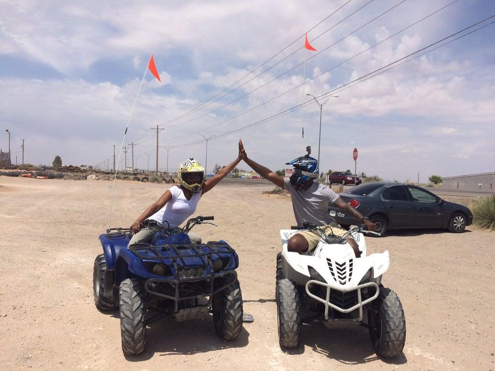 Rent an ATV Off-Road Adventures: 15698 Montana Ave, El Paso, TX