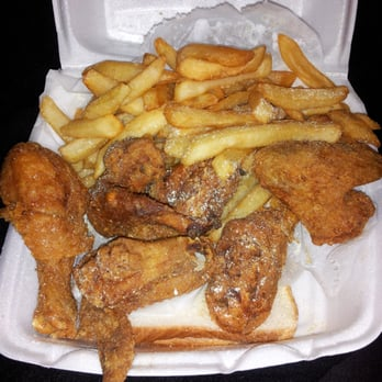 Hip hop fish chicken 55 photos 42 reviews chicken for Hiphop fish chicken baltimore md