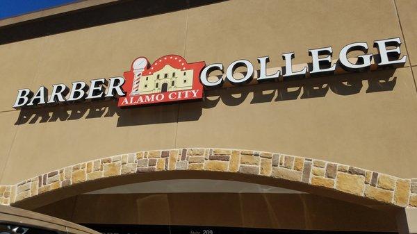 Alamo City Barber College 8910 Bandera Rd Ste 209 San Antonio, TX ...