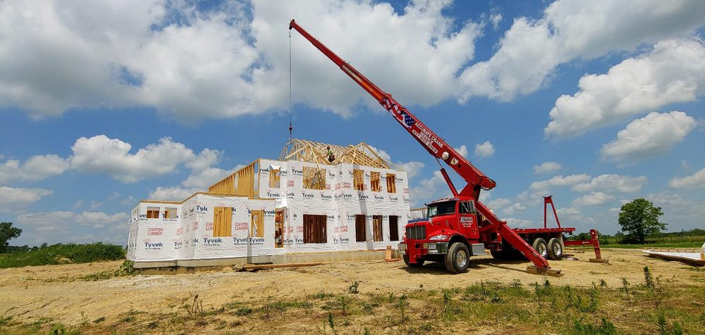 Accurate Concrete Pumping: Lynchburg, OH