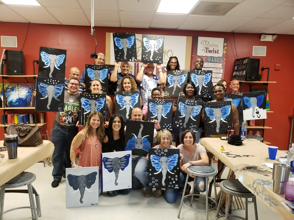 Painting with a Twist - Miami Lakes