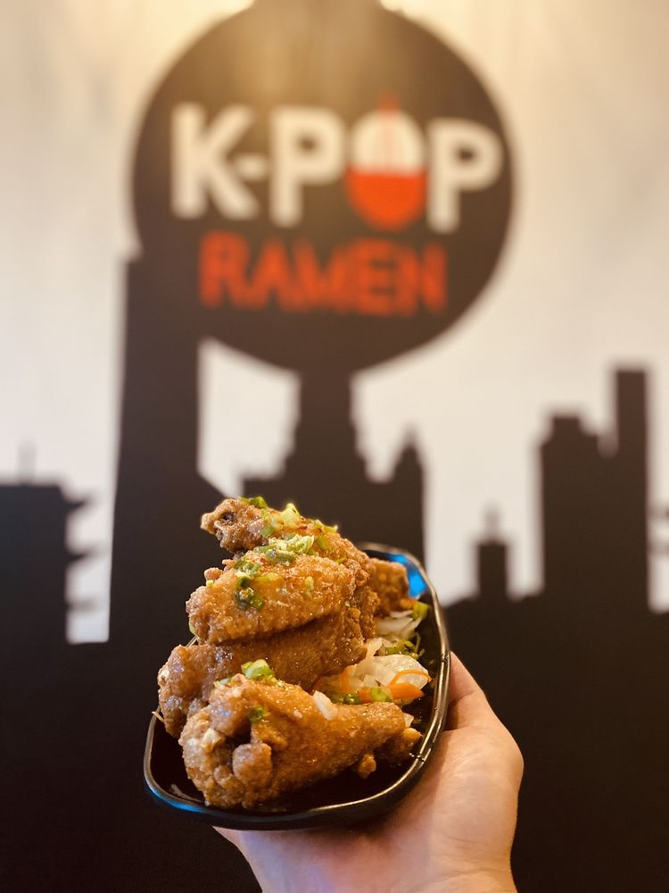 K Pop Ramen: 5150 Lemmon Ave, Dallas, TX