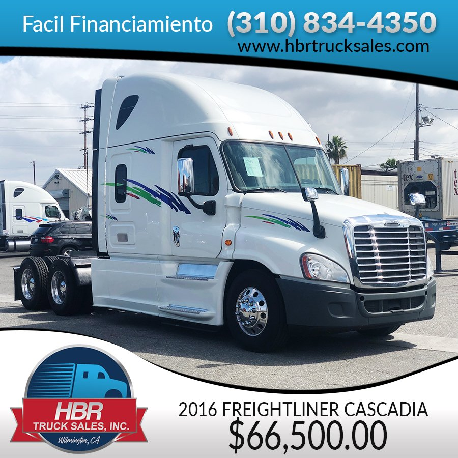 HBR Truck Sales - 14 Photos - Commercial Truck Dealers - 910