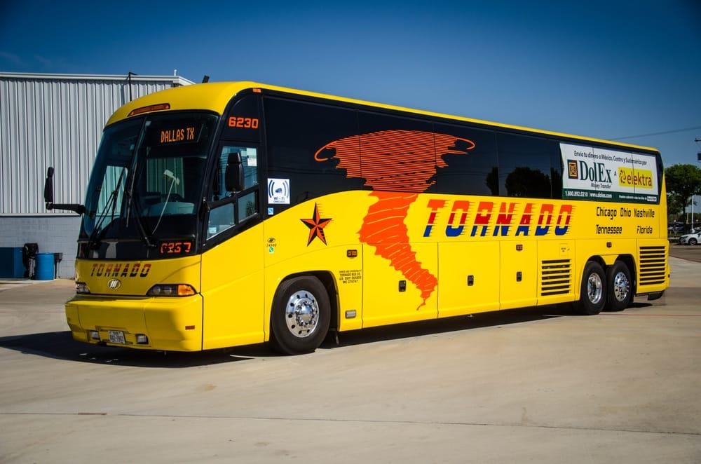 Tornado Bus Company