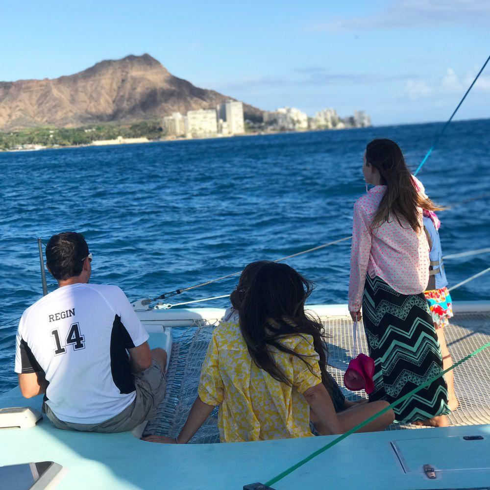 Sail Hawaiian Style