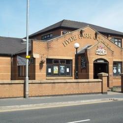 The Hyde Park Corner - Pubs - Silk Street, Salford University Campus ...