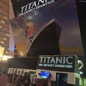 Titanic The Artifact Exhibition 106 Photos Museums