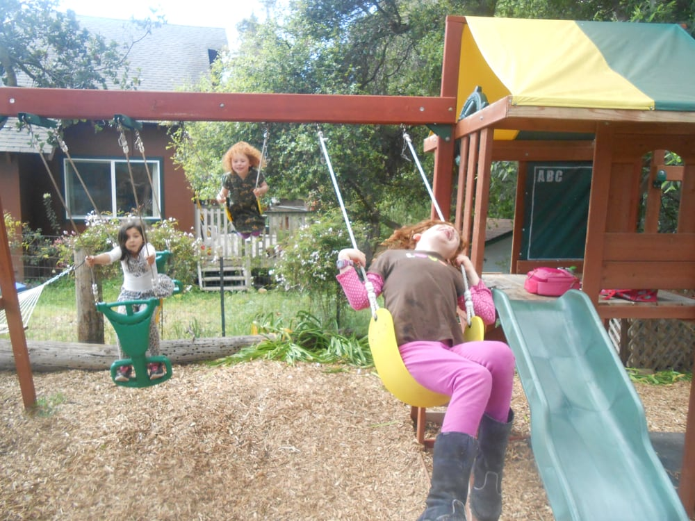 Active outdoor play is a blast at Little Garden Patch Farm! - Yelp