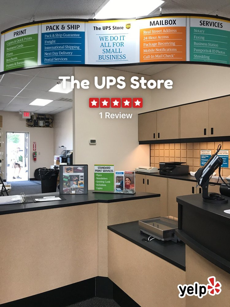The UPS Store: 409 W Front St, Hutto, TX