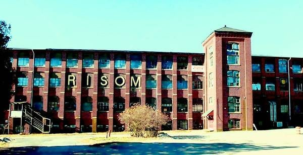 Risom Mill Flea Market: 43 Connecticut Mills Ave, Killingly, CT