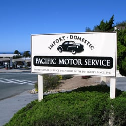 Photo of Pacific Motor Service - Pacific Grove, CA, United States ...