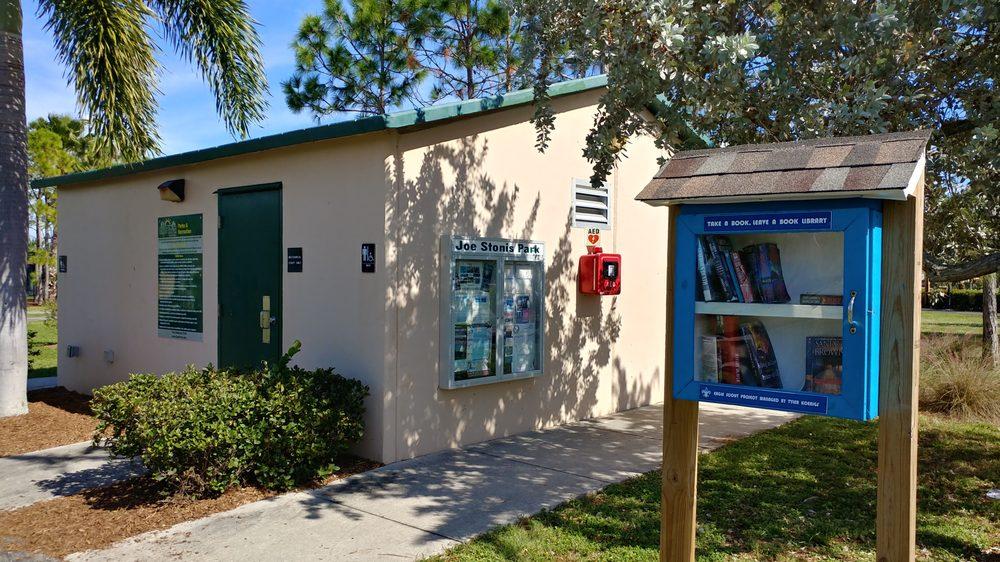 Joe Stonis Park: 3444 Ceitus Pkwy, Cape Coral, FL