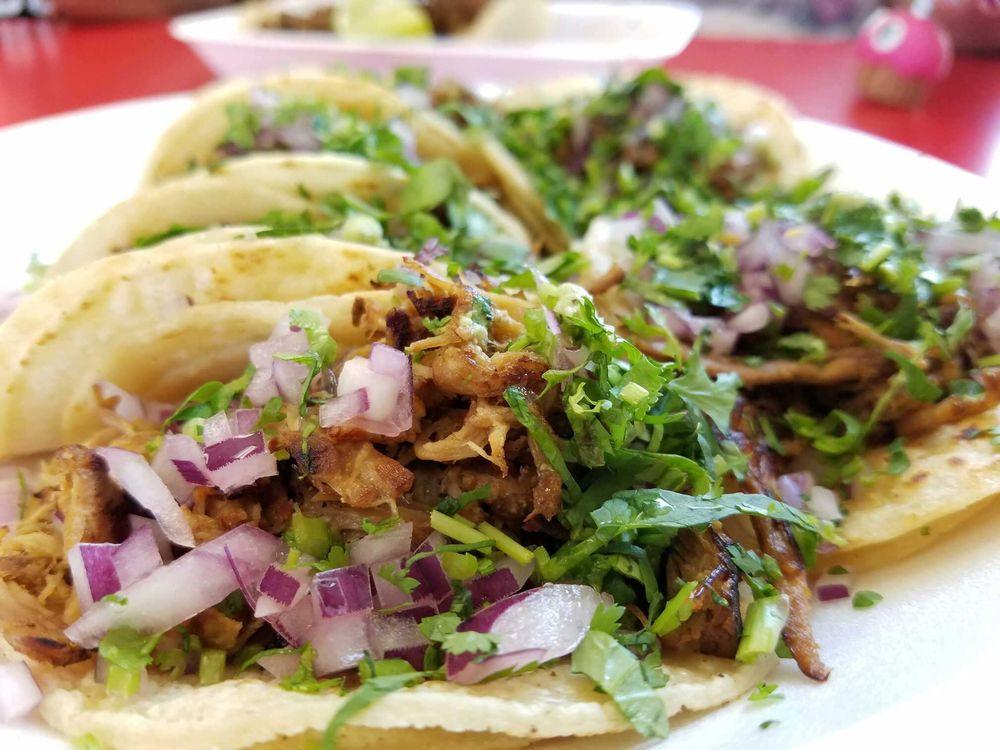 Food from El Habanero