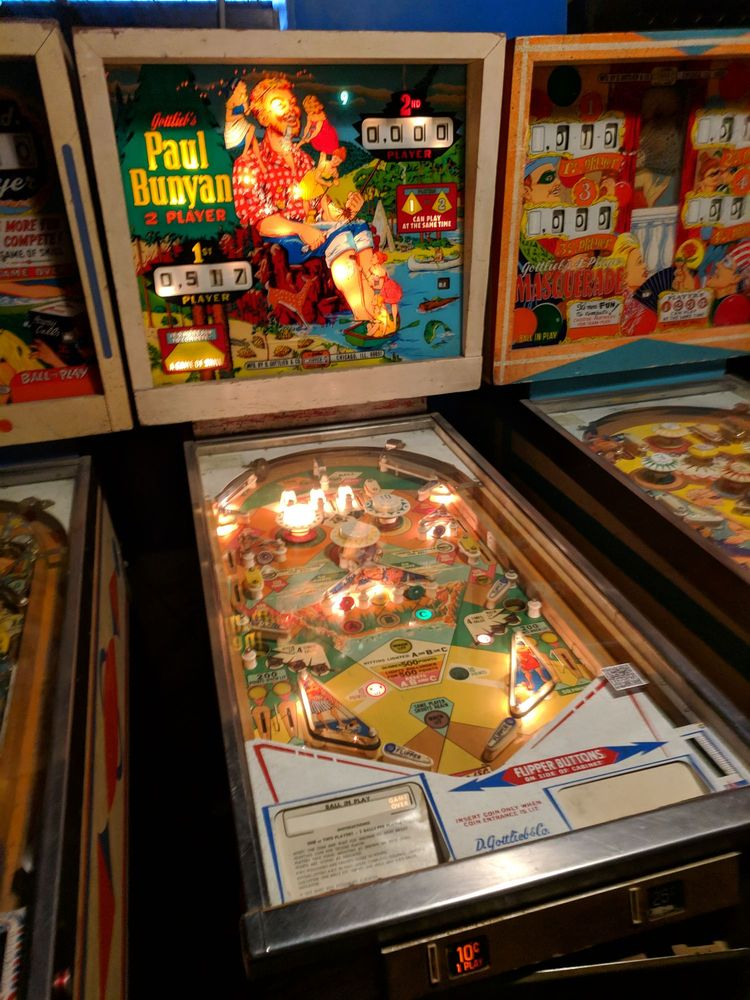 Pinball Perfection: 231 Perry Hwy, Westview, PA