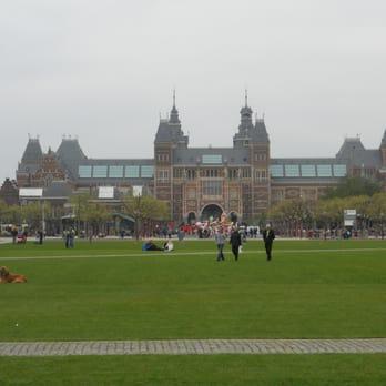 Museum square, Museumplein Amsterdam museum quarter