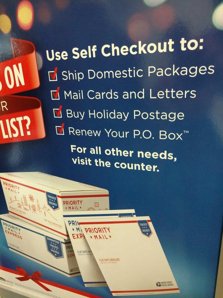 US Post Office: 20311 Chartwell Center Dr, Cornelius, NC