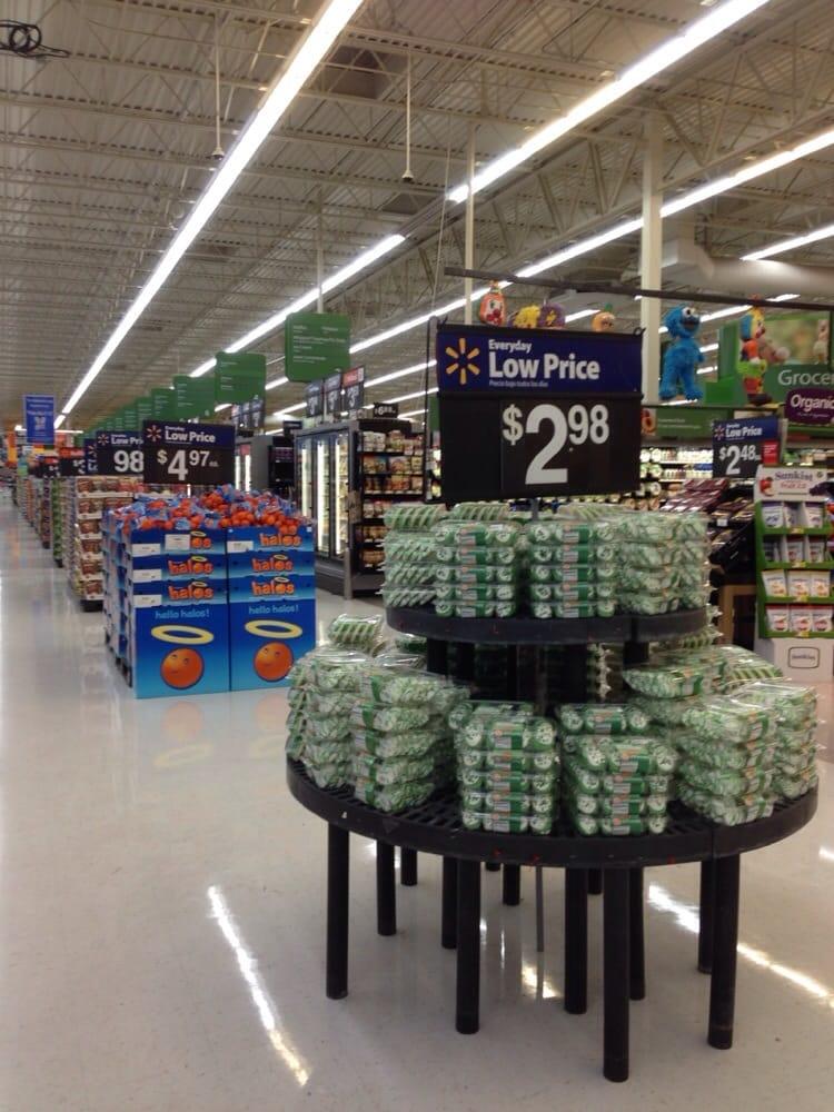 Walmart Supercenter 11 Photos Grocery 1550 S Valley