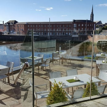 Photo Of Absolute Hotel Limerick Republic Ireland Great Outddoor Patio For Sipping