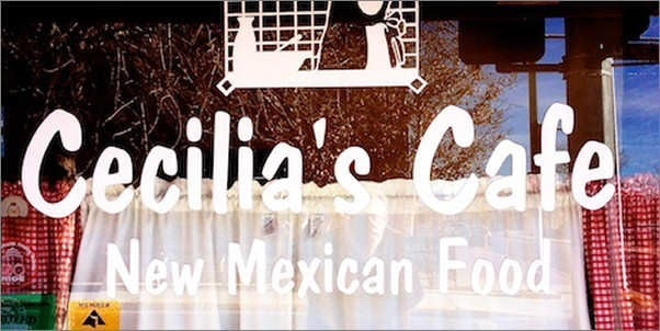 Cecilia S Cafe Albuquerque Nm