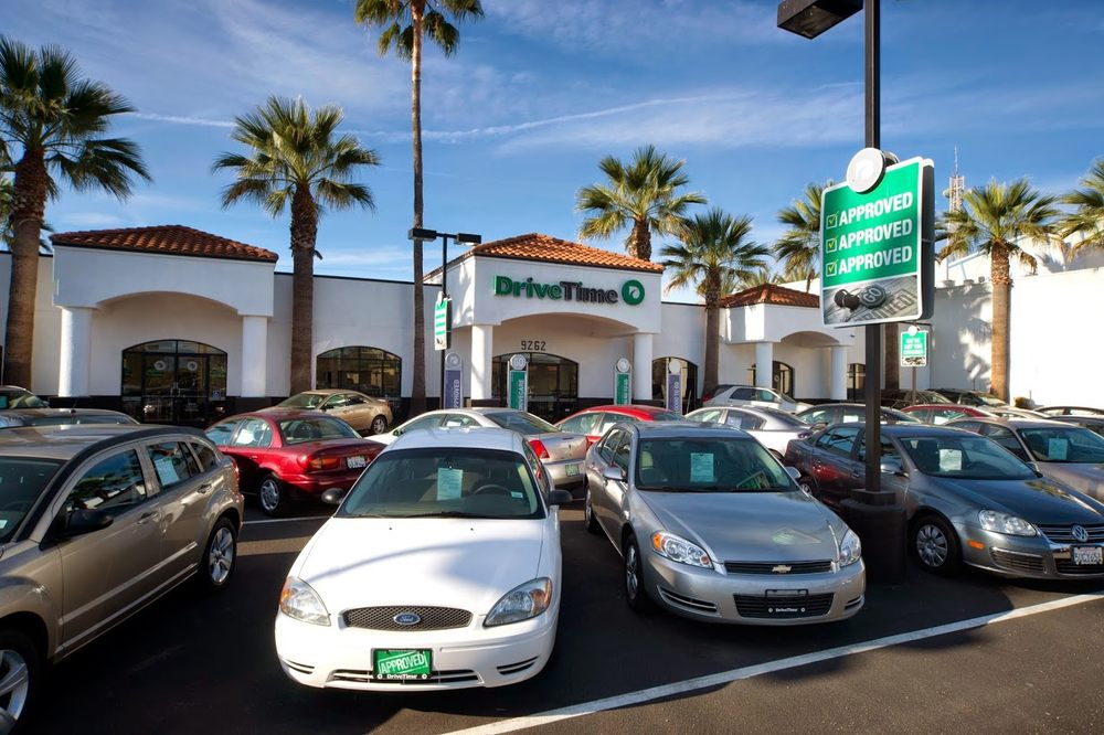 Used Car Dealerships Near Los Angeles