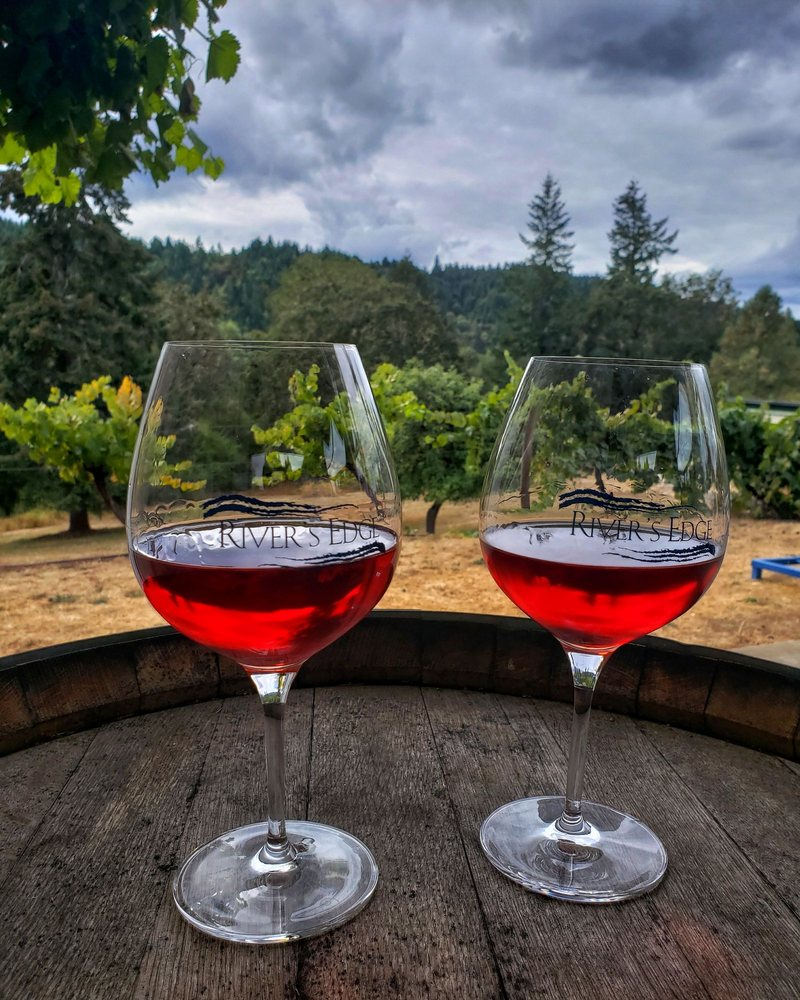 River's Edge Winery: 1395 River Dr, Elkton, OR