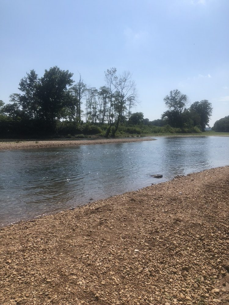 Cowskin Recreation & Public Fishing Access: 4261 MO-43, Anderson, MO