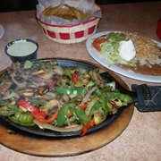 Chips And Salsa Photo Of El Patio Original   Fremont, CA, United States.  Veggie Fajitas