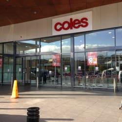 Coles supermarket channels