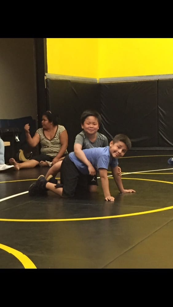 Wrestling class for kids    - Yelp