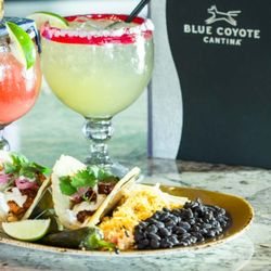 2 Blue Coyote Cantina