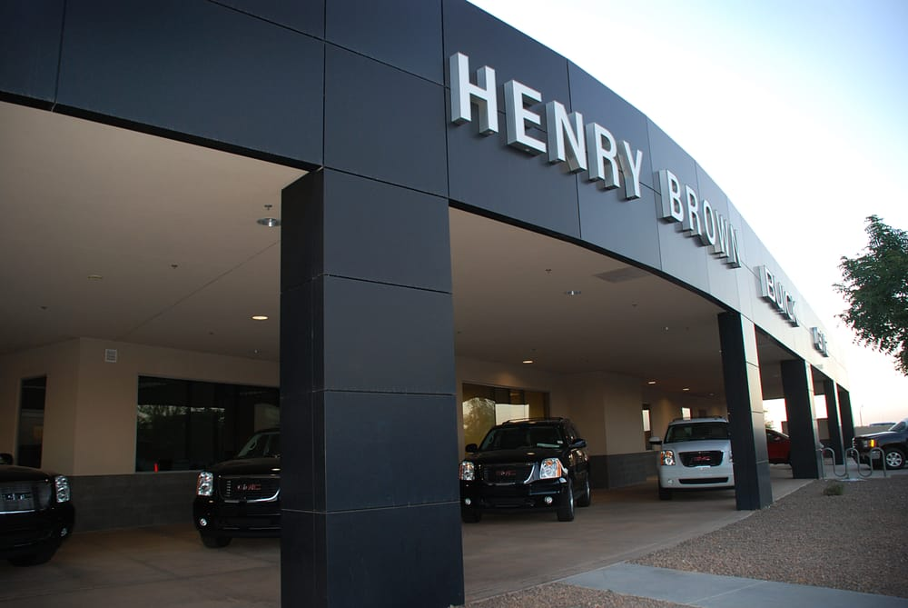 Henry Brown Buick, GMC - 23 Photos & 62 Reviews - Car Dealers - 1550 E Drivers Way, Gilbert, AZ ...