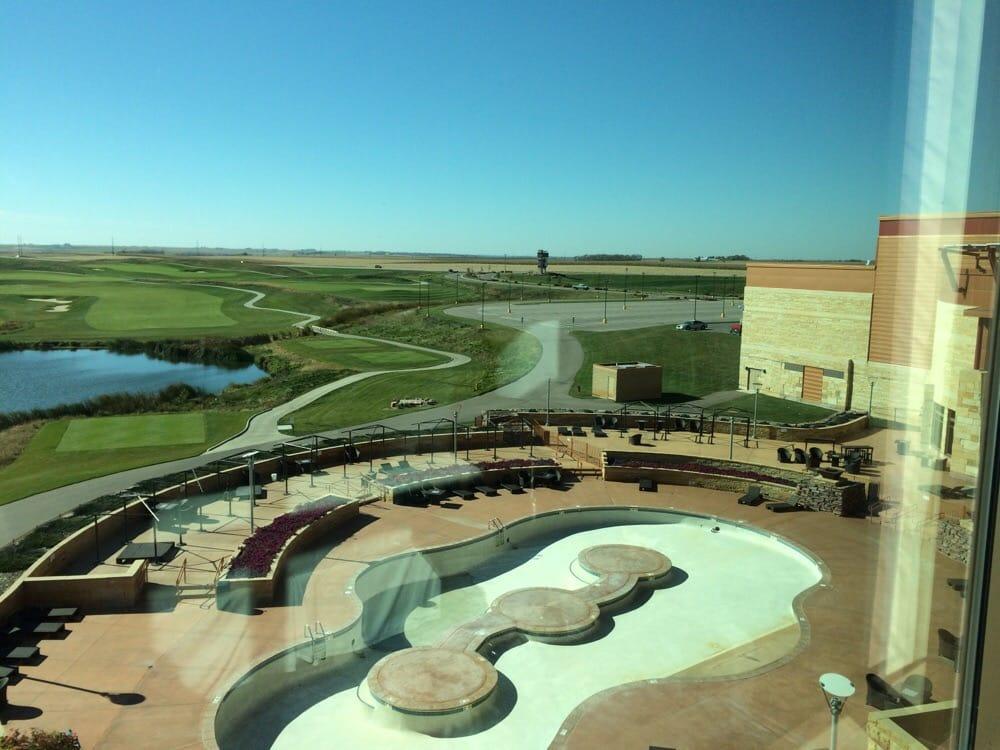 Grand falls casino address