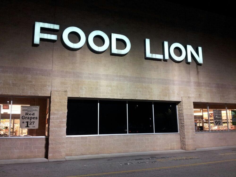 Food Lion Near Raleigh Nc