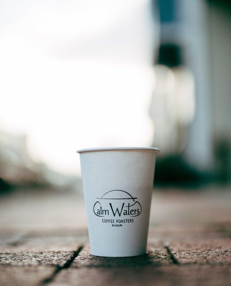 Calm Waters Coffee Roasters: 242 Mill St, Bristol, PA
